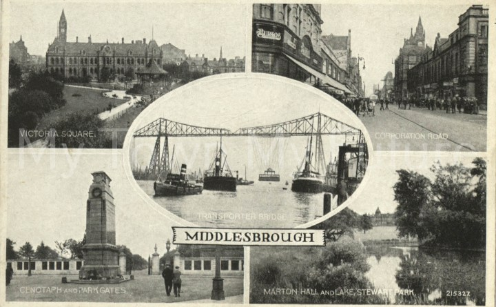 Middlesbrough, Valentine & Sons