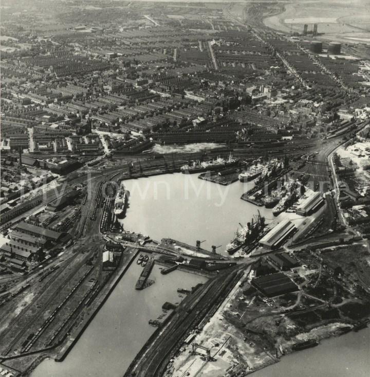 Middlesbrough Dock (1961)