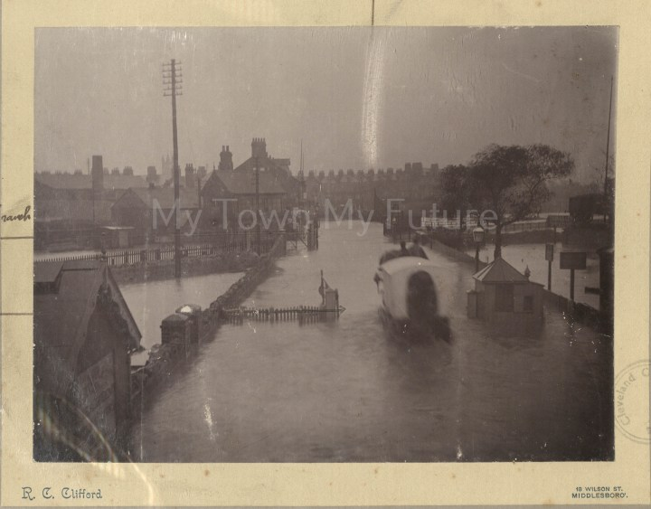 North Ormesby Road,Floods