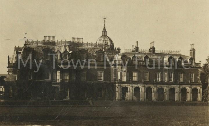 Marton Hall, Stewart Park