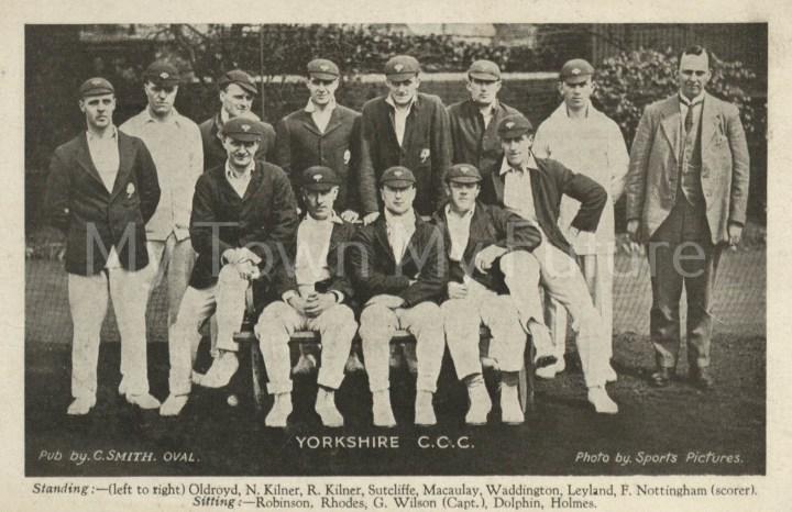 Yorkshire Cricket Club