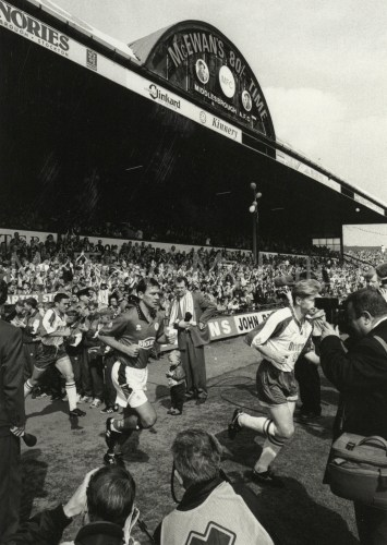Middlesbrough Football Club,Last Game At Ayresome Park,Luton