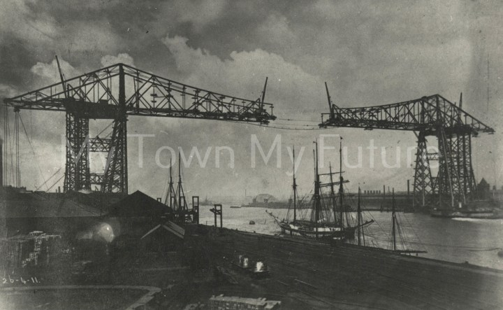 Transporter Bridge Building