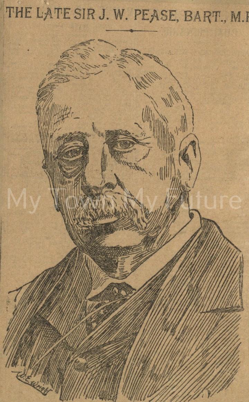 Sir J.W.Pease