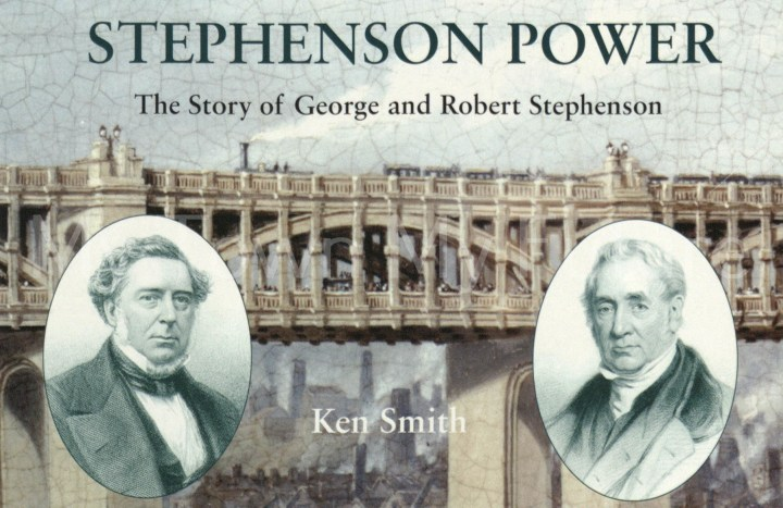 George and Robert Stephenson