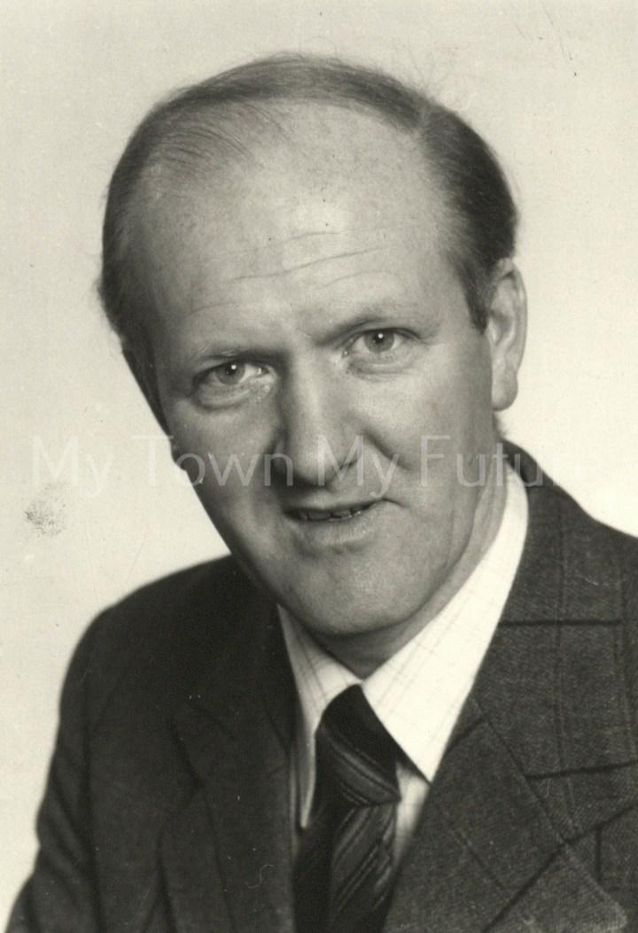 Neville Tate M.A.