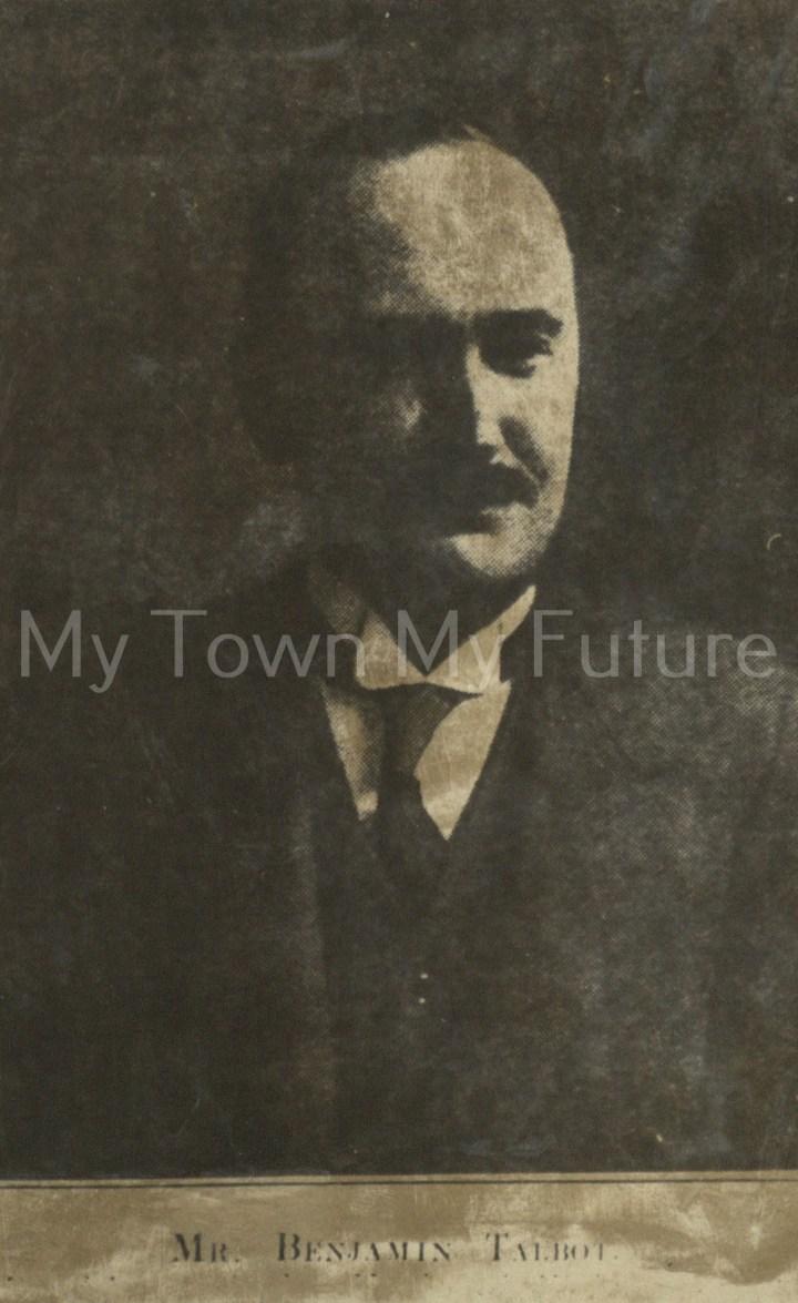 Benjamin Talbot