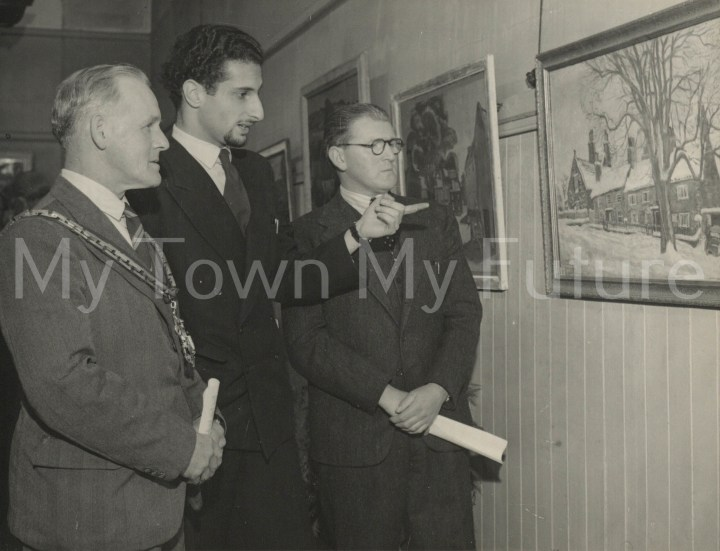 Art Exhibition,Joseph Hen