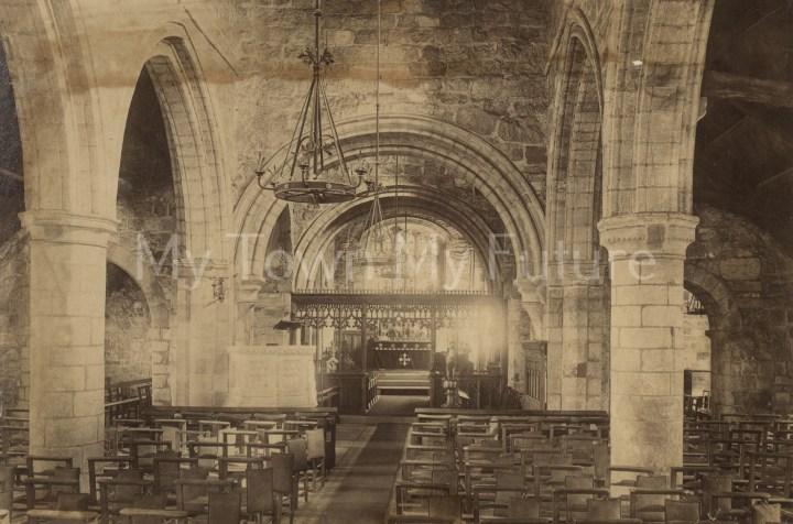 Unidentified Churches