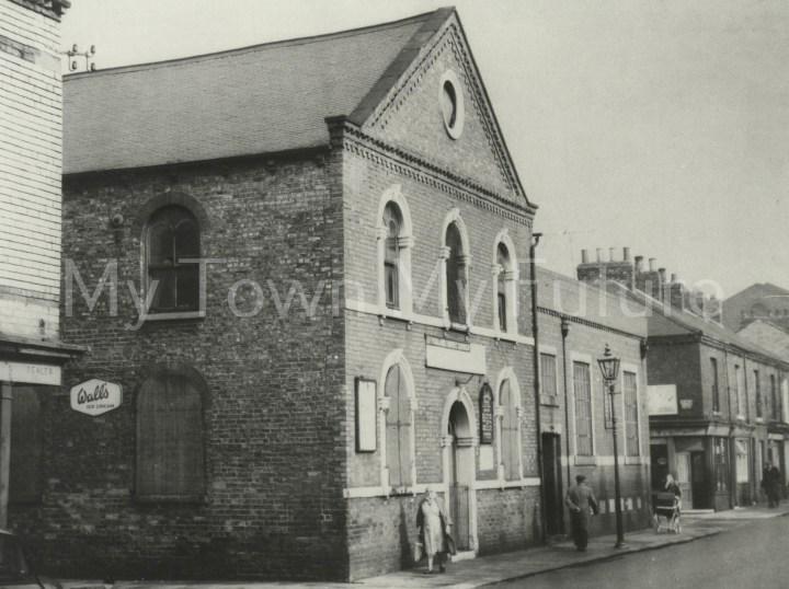 Cannon Street Congregational Church