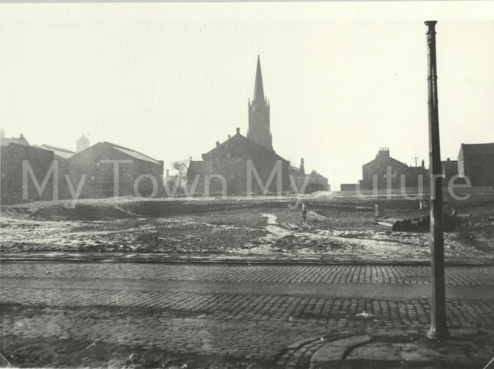 St Hilda's Church, 1955, Department of Planning - Cleveland County Council