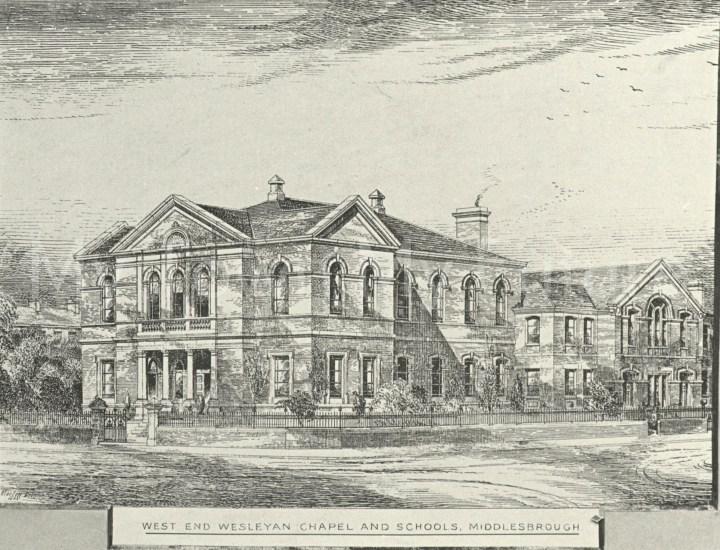 West End Wesleyan Chapel,Newport Road