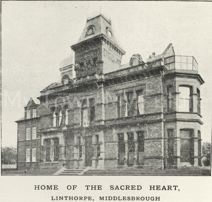 Sacred Heart Home