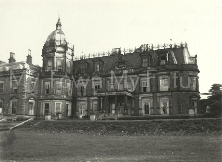 Marton Hall, Stewart Park. (1959).