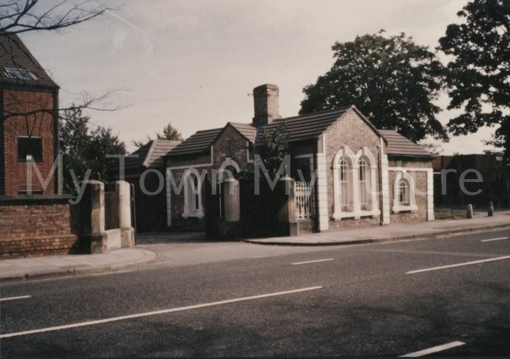 Erdley Gate Lodge