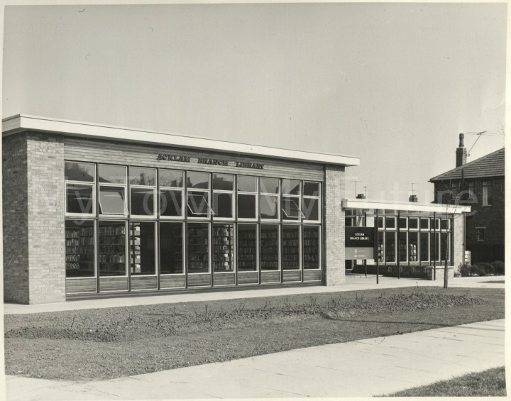 Acklam Branch Library (1967)