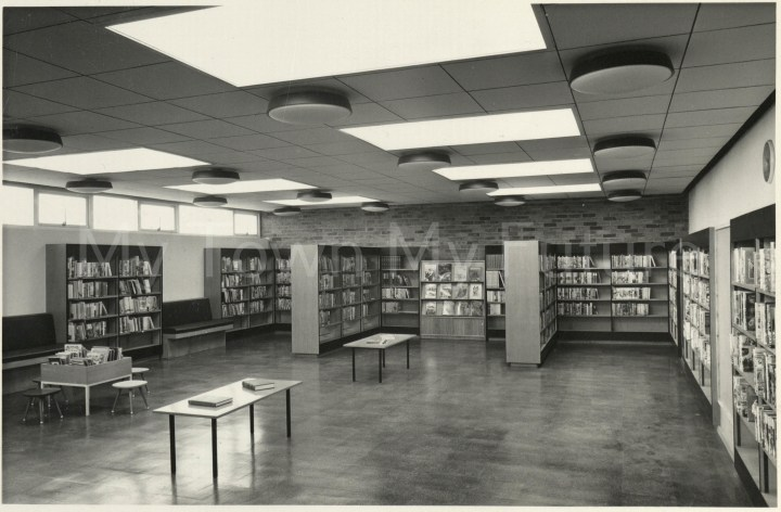 Berwick Hills Branch Childrens Library (1965)