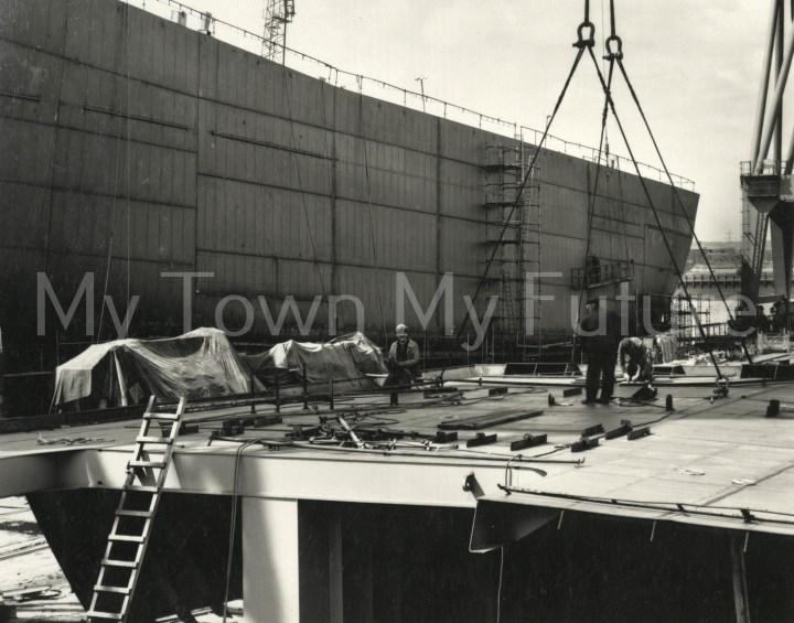 Smiith's Dock 1987