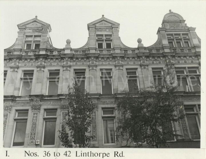 36 To 42 Linthorpe Road