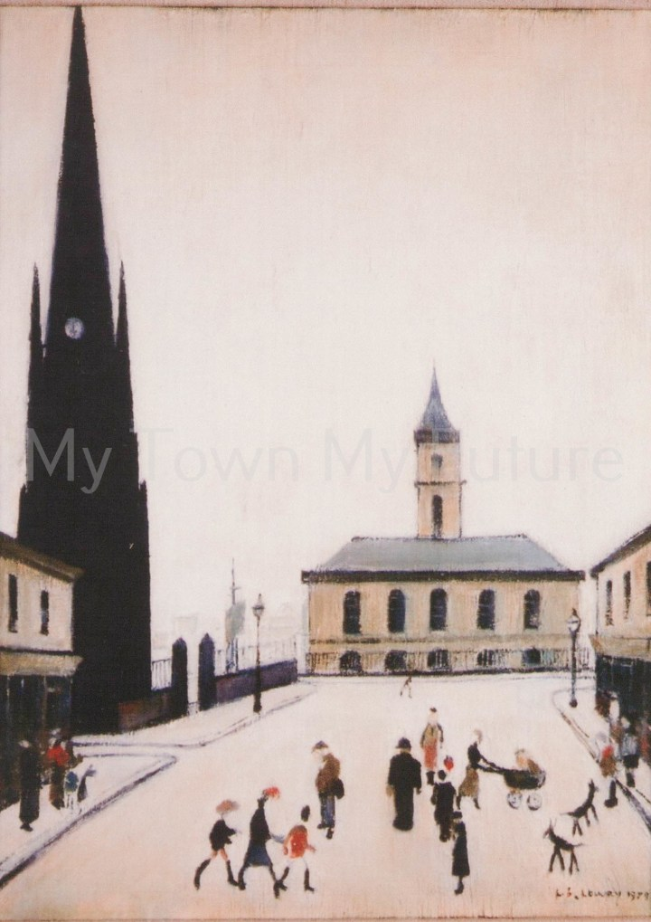 L.S. Lowery,Old Middlesbrough