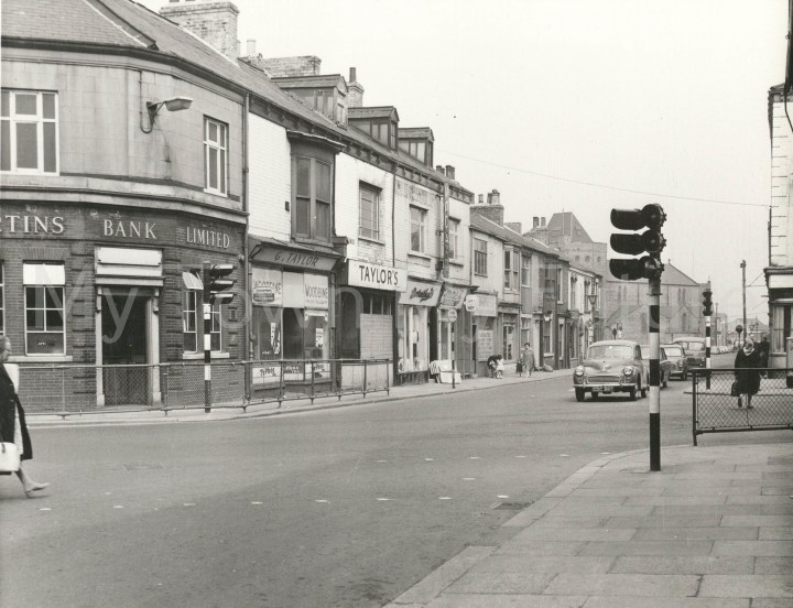 Newport Road,Boundary Road
