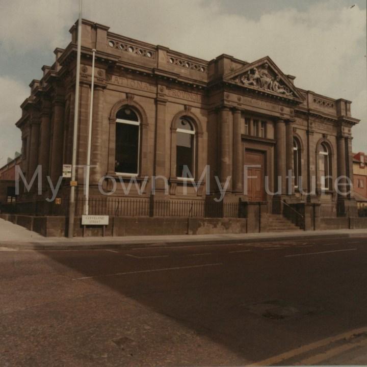 Old National Provincial Bank,Cleveland Street