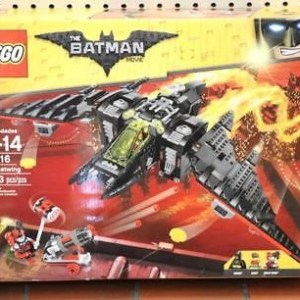 NEW - LEGO The Batman Movie 70916 1053-Piece The Batwing 2017