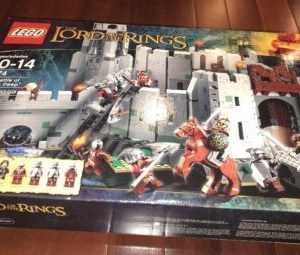 NEW Lego 9474 The Lord of the Rings The Battle Of Helm's Deep