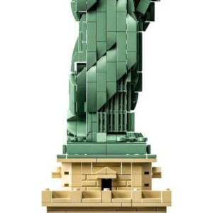 21042 LEGO Architecture Statue of Liberty NEW YORK USA 1685 pcs Building Toy NEW