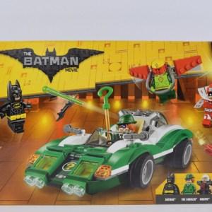 LEGO Batman Movie The Riddler - Riddle Racer 70903 254 pieces