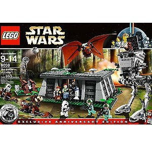 Lego Star Wars Episode IV-VI The Battle of Endor (8038); BRAND NEW