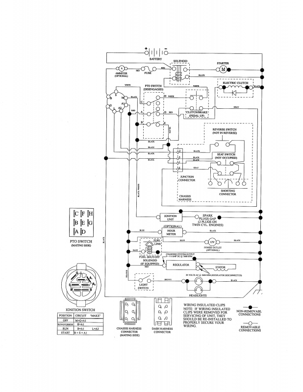 Husqvarna Smart Switch Wiring Diagram