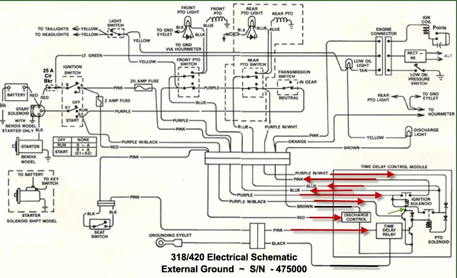 [DIAGRAM] John Deere L120 Wiring Diagram FULL Version HD