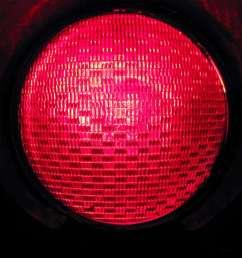 red ge traffic signal lens [ 1920 x 1440 Pixel ]