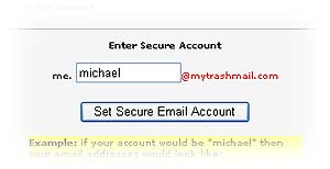 Secure Temporary Email