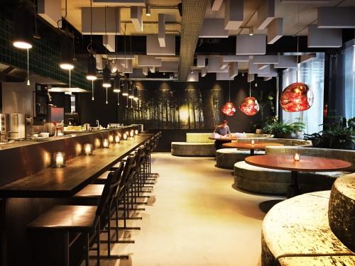 C restaurant Amsterdam Oost Wibautstraat Michiel van Eerde