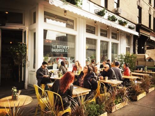 The Butchers Daughter Best breakfast New york city tips
