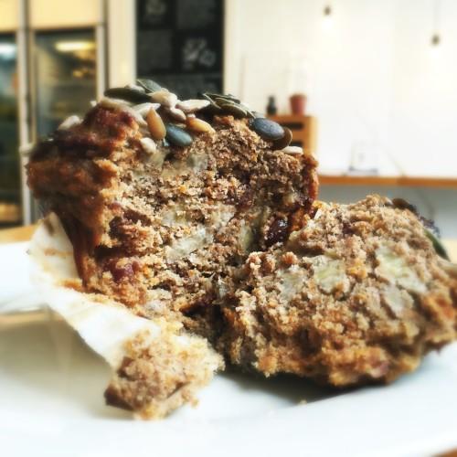 gezonde muffins zonder suiker amsterdam