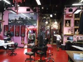 High Voltage Tattoo Hollywood