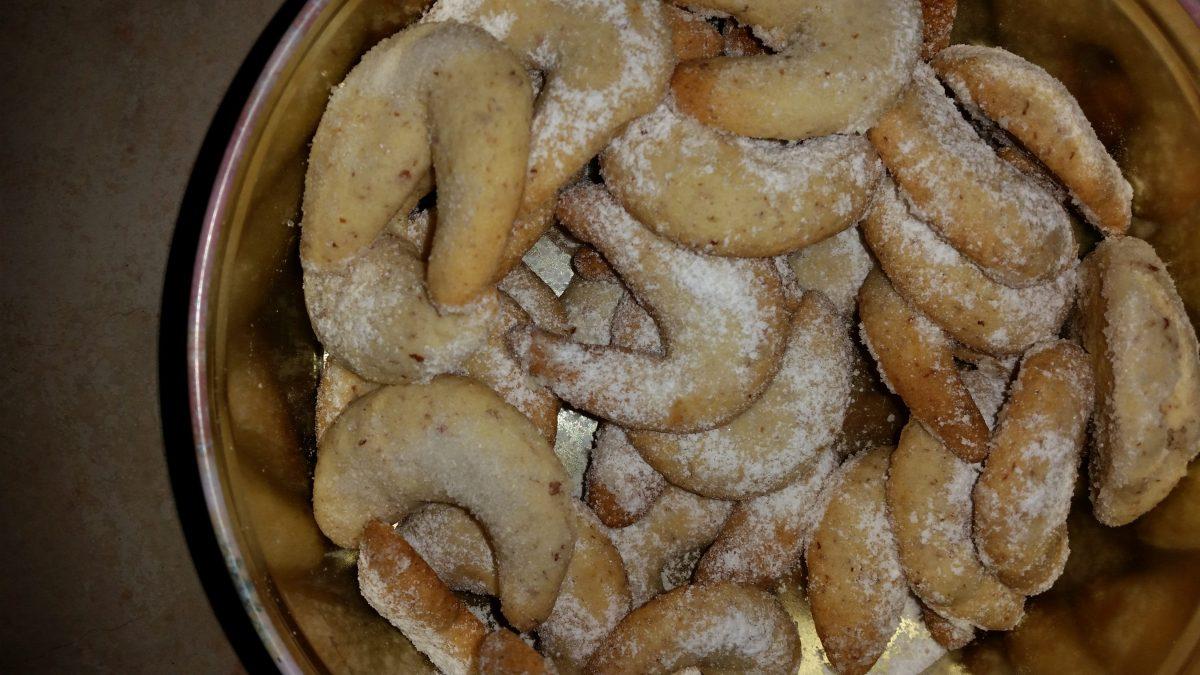 Vanillekipferl nach Omas Rezept