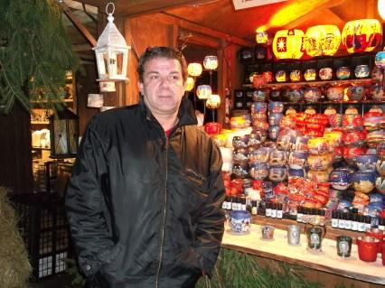 Regensburger Weihnachtsmarkt auf Schloß Thurn und Taxis