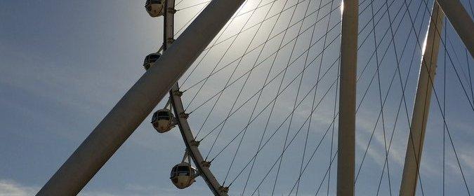 Wo steht das höchste Riesenrad der Welt