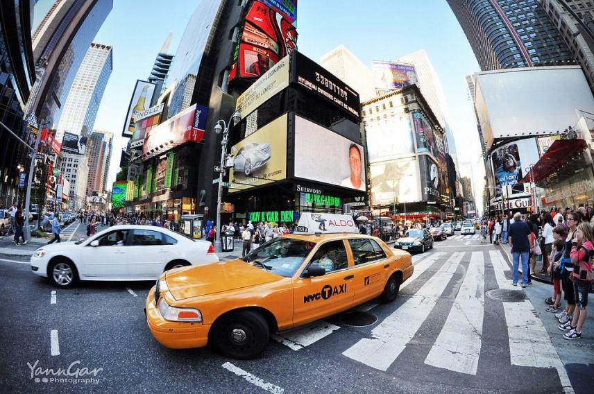 Reisebericht New York