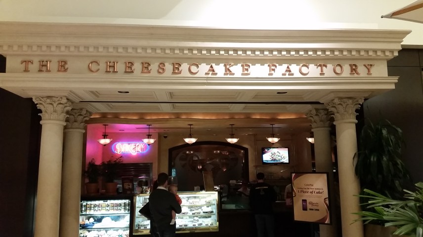 Die Cheesecake Factory