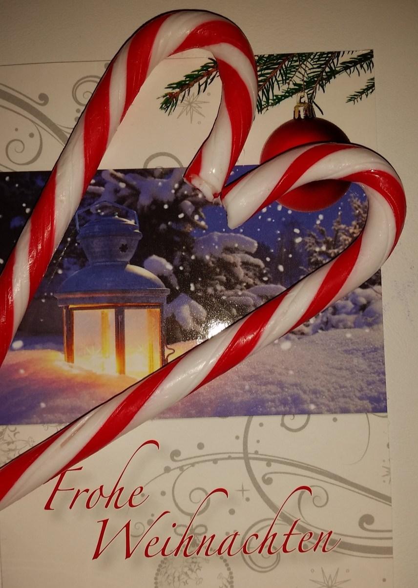 Candy Canes eine amerikanische Weihnachtstradition