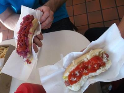 Was essen Amerikaner am liebsten