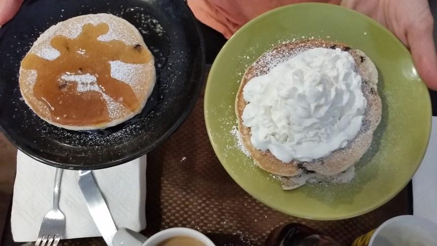 Was essen die Amerikaner zum Frühstück
