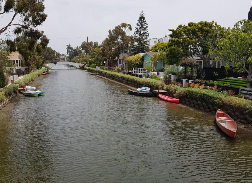 Venedig-Kanäle