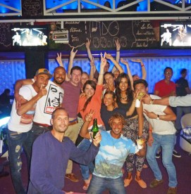 Morocco Party