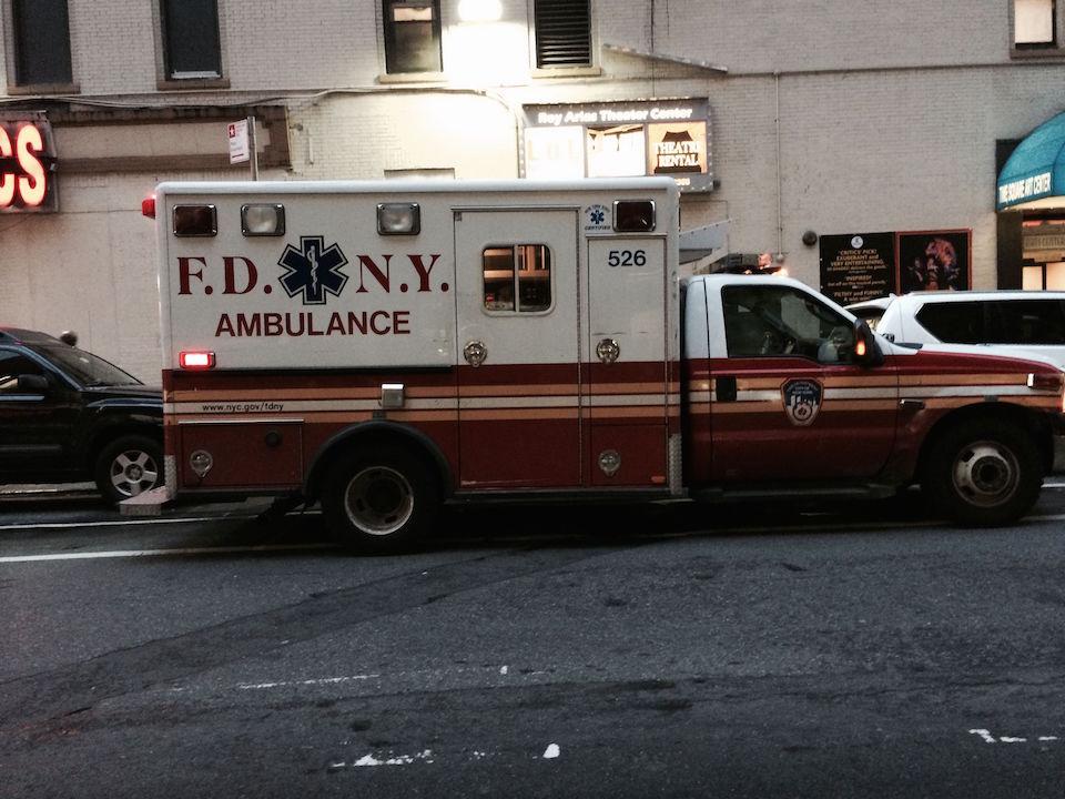 NYC Ambulance